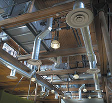 HVAC Services - Ventilation System