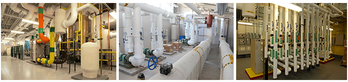 Geothermal Systems - Commercial Heat Pumps