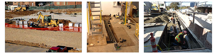 Excavation & Trenching - Capabilities