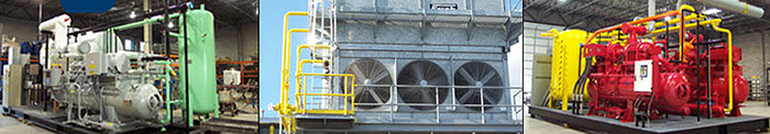 Refrigeration Services - Industrial Applications