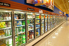 Refrigeration Services - Supermarket Application