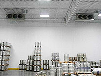 Refrigeration Services - Warehouse Applications