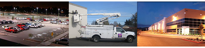 Site Lighting - Power Electric & Mechanical Contractor Inc.
