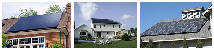 Solar Energy Systems - Residential solar arrays