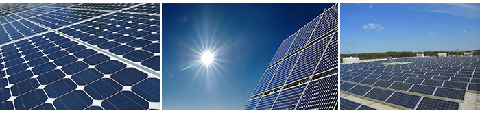 Solar Energy Systems - Solar panel arrays